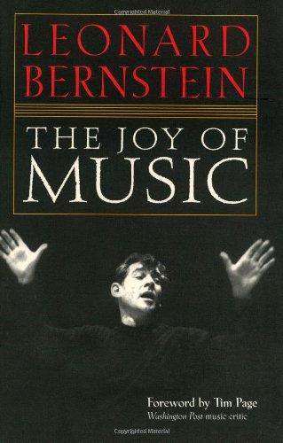 The Joy Of Music by Leonard Bernstein