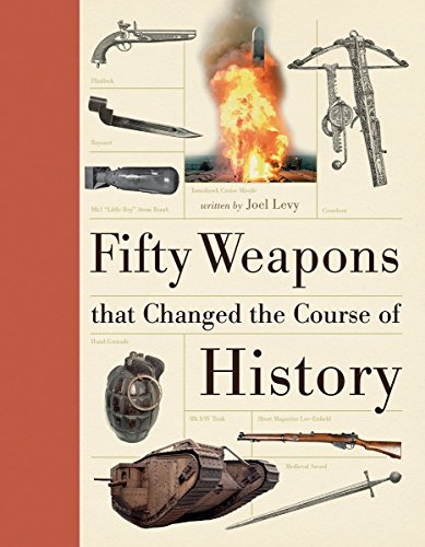 Fifty Weapons That Changed the Course of History (Fifty Things That Changed the Course of Histoy)