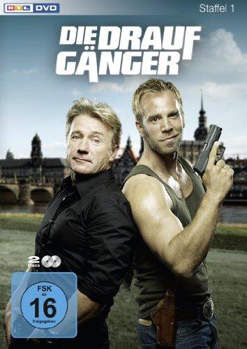 Die Draufgänger - Staffel 1 (2 DVDs)