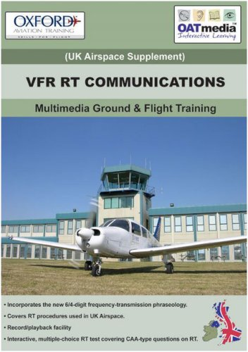 VFR RT Comms + UK Air Support (PC)