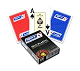 Fournier EPT 2010 100% Plastic Playing Cards