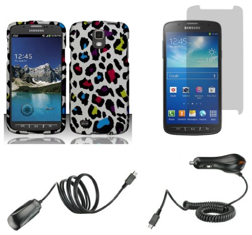 Samsung Galaxy S4 Active - Accessory Combo Kit