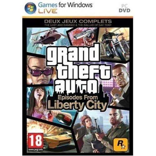 GTA IV: Episodes of liberty city [Edizione : Francia]