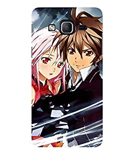 Evaluze love Printed Back Cover for SAMSUNG GALAXY ON5 PRO 2016