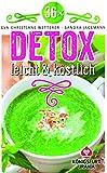 36 x Detox - leicht & köstlich: Wohlfühlkarten