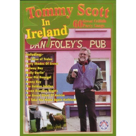 Tommy Scott - in Ireland [DVD] [2007]