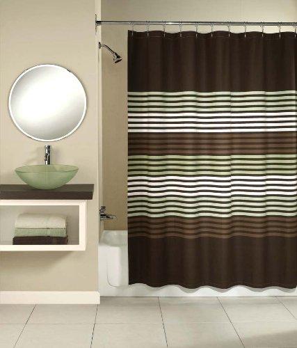 Westone Japanese Waffle Ivory Shower Curtain | Overstock.com