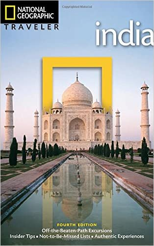 National Geographic Traveler: India, 4th Edition written by Louise Nicholson