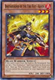 Yu-Gi-Oh! - Brotherhood of the Fire Fist - Raven (CBLZ-EN022) - Cosmo Blazer - 1st Edition - Common