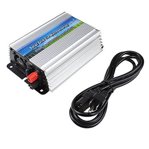 IMAGE® New 300W Grid Tie Power Inverter Converter for Solar Panel System with High-Frequency High Conversion Rate (Grid Tied Inverter compare prices)