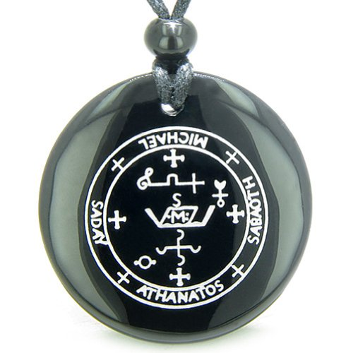 Sigil of the Archangel Michael Magical Amulet
