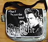 Twilight What if I'm Not the Hero Messenger Bag