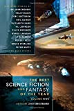 The Best Science Fiction and Fantasy of the Year Volume 5