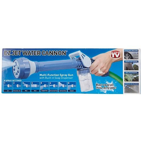 Review Of EZ Jet Water Cannon