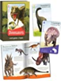 Wild Cards Dinosaurs Card Game and Book Card Game