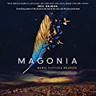Magonia Audiobook by Maria Dahvana Headley Narrated by Therese Plummer, Michael Crouch