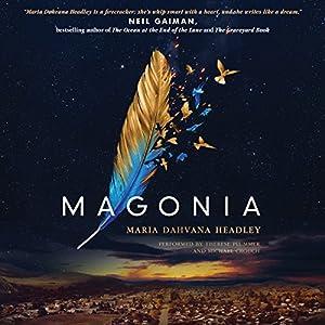 Magonia Audiobook