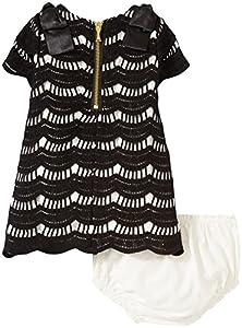 kate spade york Baby Girls' Lace Virginia Dress (Baby)