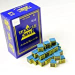 12 Pieces BLUE Triangle Snooker Pool...