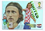 FIFA World Cup 2014 Brazil Adrenalyn XL Luka Modric Limited Edition