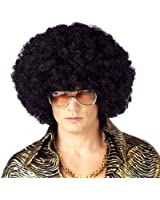 California Costume Men's Jumbo Afro Wig