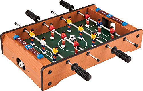 Cheap Mainstreet Classics 20-Inch Table Top Foosball Game