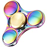 Segolike Tri-Spinner Hands Fidget Spinner Toy Stress Reducer Finger Toy