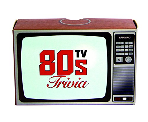 TV Trivia 80's Card Game. Take a Quantum Leap back to the golden days of TV.