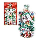 【クリスマス】ホールマーク クリスマスカード 立体 ディズニー パルスもみの 676759