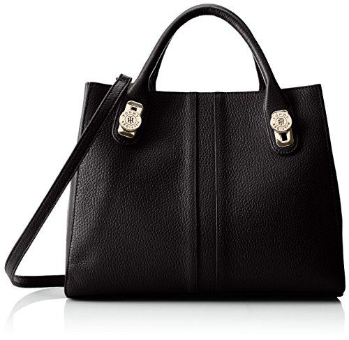 Tommy Hilfiger Elaine Shopper Convertible Top Handle Bag