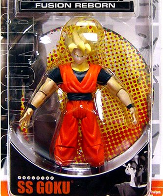 Buy Low Price Jakks Pacific Dragonball Z 'Best of Dragonball Z' Fusion Reborn Action Figure SS Goku (B000QHF65G)