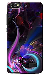 IndiaRangDe Designer Mobile Back Cover for Huawei Honor 4C