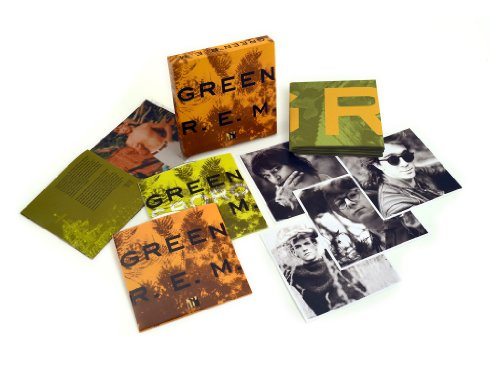 R.E.M. - Green: 25th Anniversary Deluxe Edition - Zortam Music