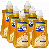 Dial Liquid Hand Soap, Gold (Pack of 6)
