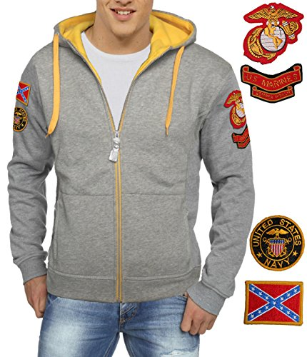 sudadera-us-marines-gris-xl