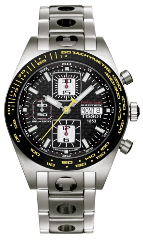 Tissot Men's T91148781 PRS 516 Automatic Chronograph Watch