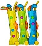 Childs Junior Golf Caddy Set Balls Cl...