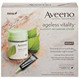 Aveeno Ageless Vitality Restorative Night Treatment