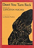 Don't You Turn Back: Poems (0394908465) by Hughes, Langston