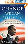 Change We Can Believe In: Barack Obam...