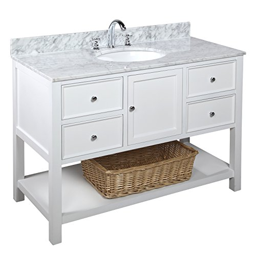 Shop Limited Cheap Kitchen Bath Collection KBCD8WTCARR New ...