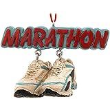1 X Marathon Ornament
