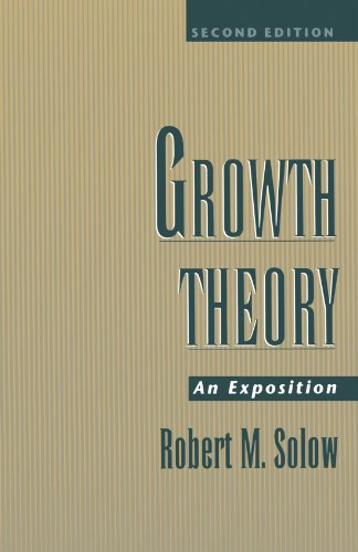 Growth Theory: An Exposition