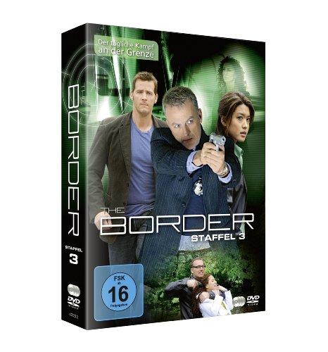 The Border - Staffel 3 [3 DVDs]