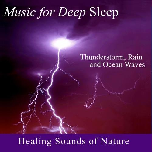 healing sounds of nature thunderstorm rain and ocean waves health beauty personal care. Black Bedroom Furniture Sets. Home Design Ideas