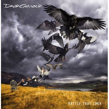 Rattle That Lock (Deluxe Edition) [Cd+Blu-Ray] by DAVID GILMOUR (2015-09-15)