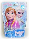Disney Frozen 48 piece Puzzle features Anna & Elsa