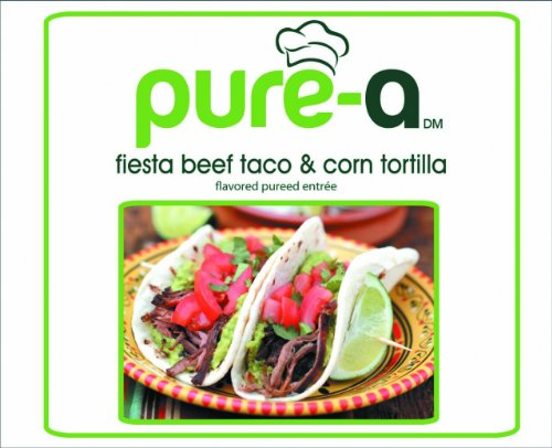 Pure-A - Fiesta Beef Taco & Corn Tortilla - 6 Packs
