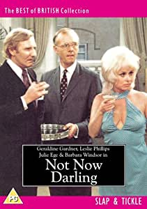 Not Now Darling [DVD] [1973]