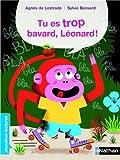 "Afficher ""Tu es trop bavard, Léonard !"""